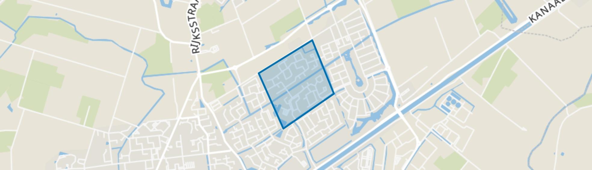 Salem, Hellevoetsluis map
