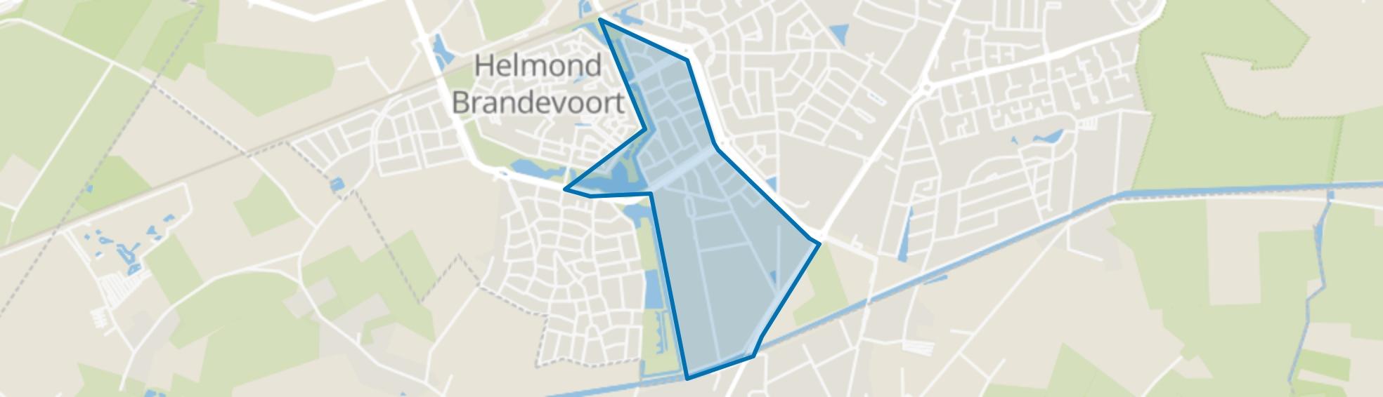 Brand, Helmond map