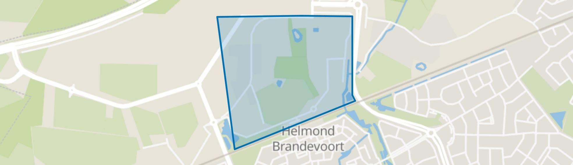 De marke, Helmond map