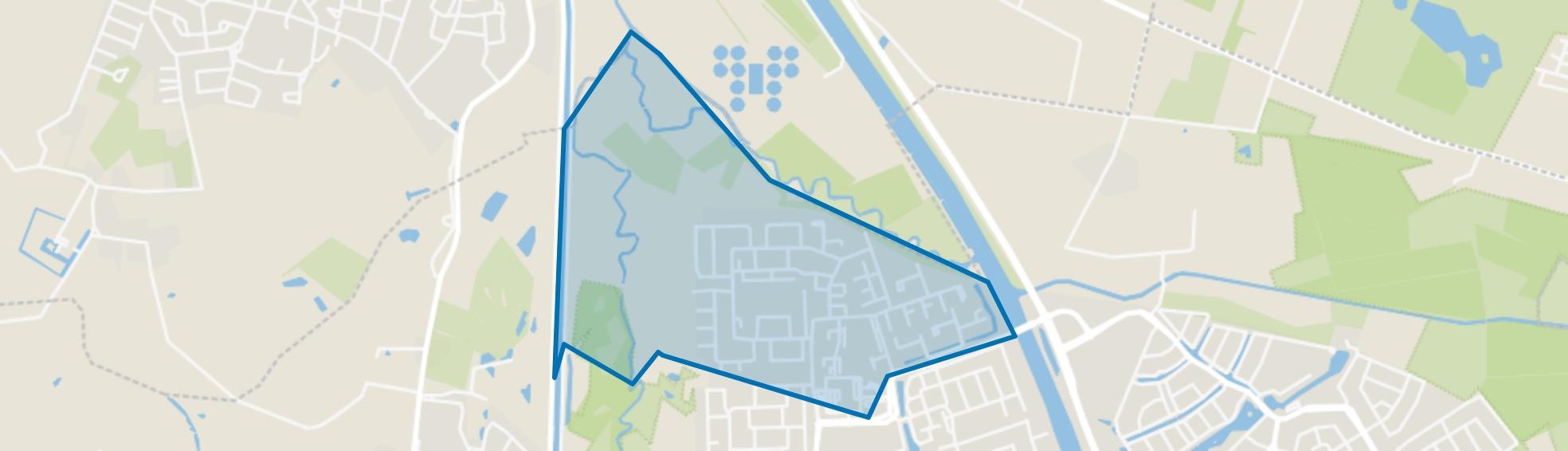 Eeuwsels, Helmond map