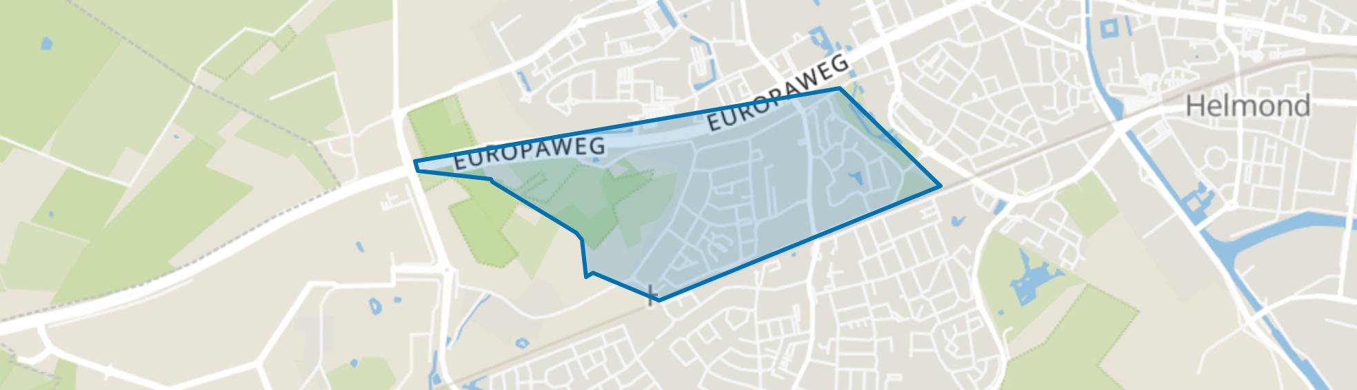 Kroon, Helmond map