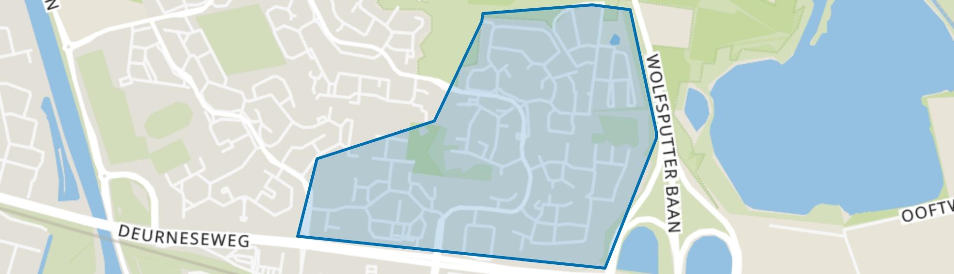Rijpelberg-Oost, Helmond map