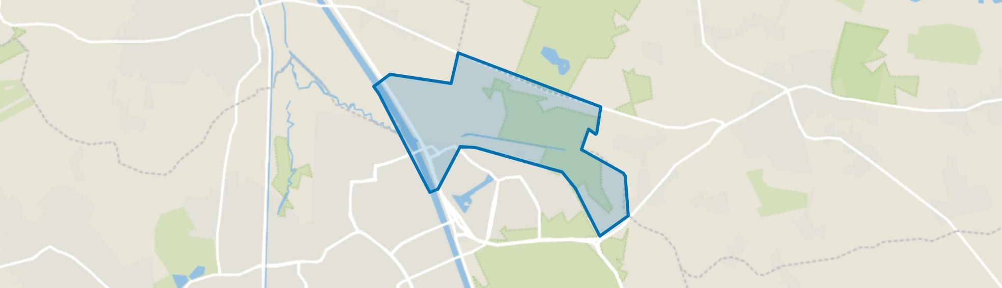 Scheepstal, Helmond map