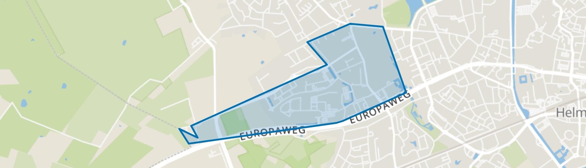 Schooten, Helmond map
