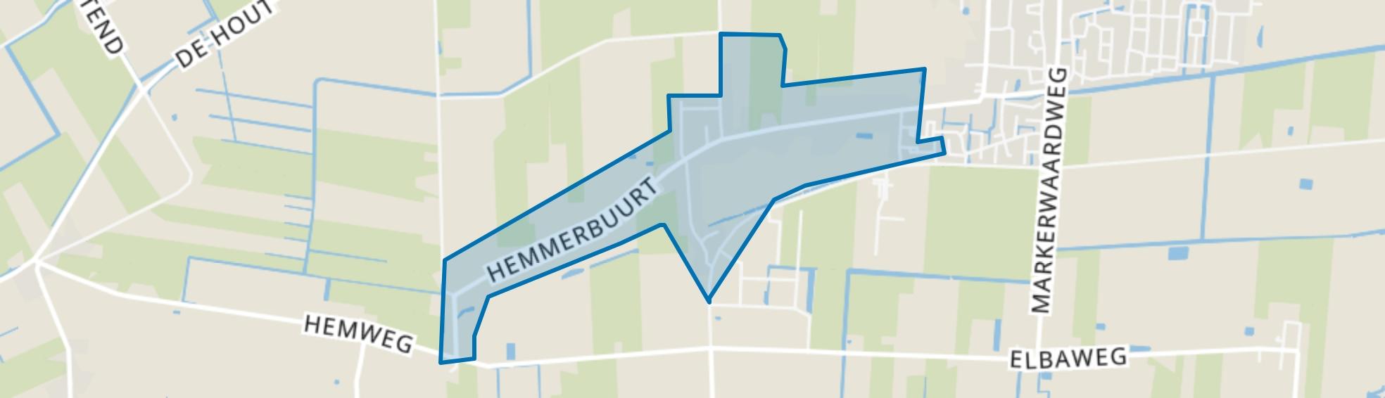 Hem, Hem map