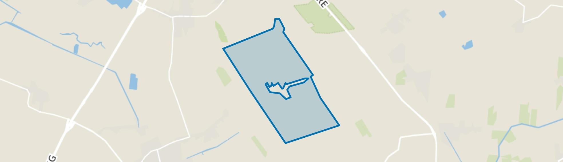 Hemrik-Buitengebied, Hemrik map