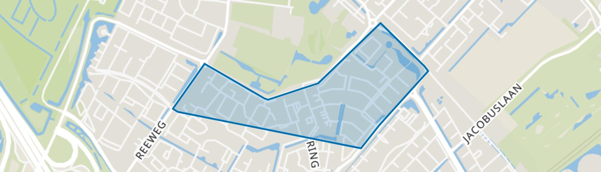 Krommeweg-Noord, Hendrik-Ido-Ambacht map