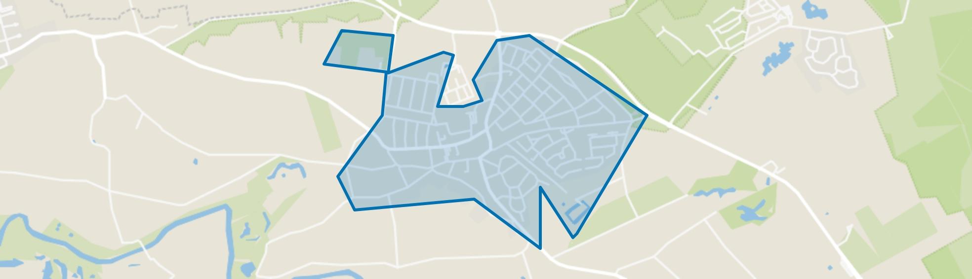Herkenbosch, Herkenbosch map