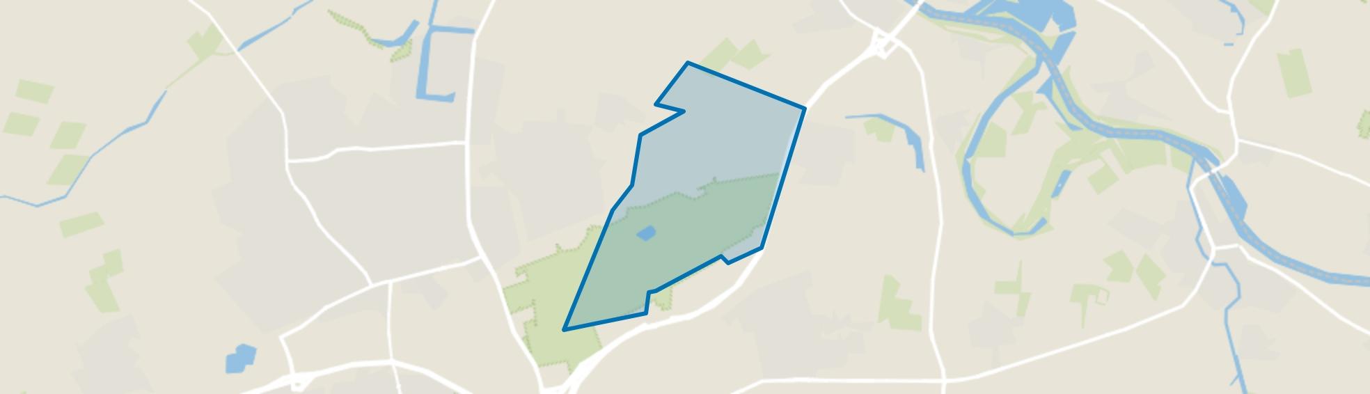 Koolwijk en Bossen, Herpen map