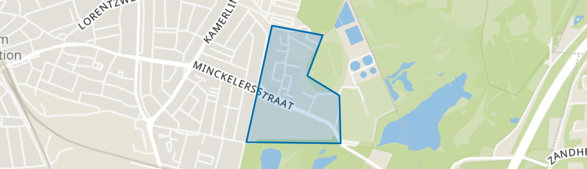 Anna's Hoeve, Hilversum map