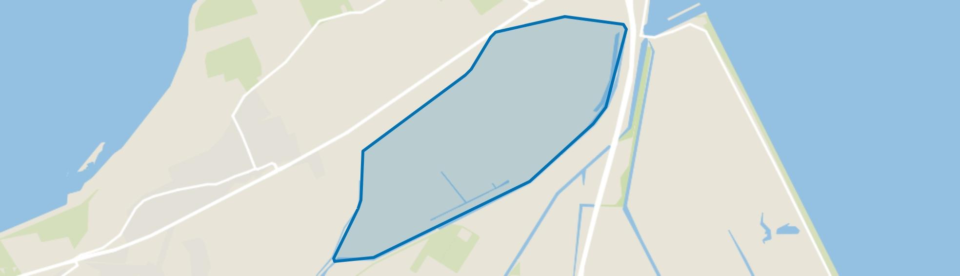Verspreide huizen Waard-Nieuwlandpolder, Hippolytushoef map