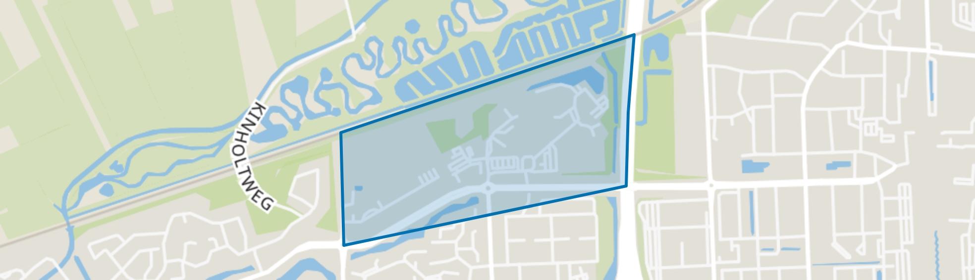 Grittenhof, Hoogeveen map