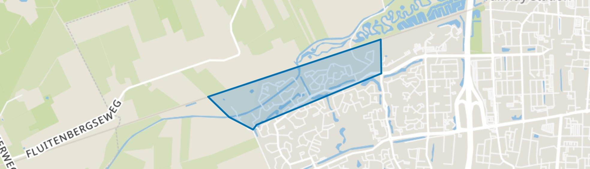 Kinholt, Hoogeveen map