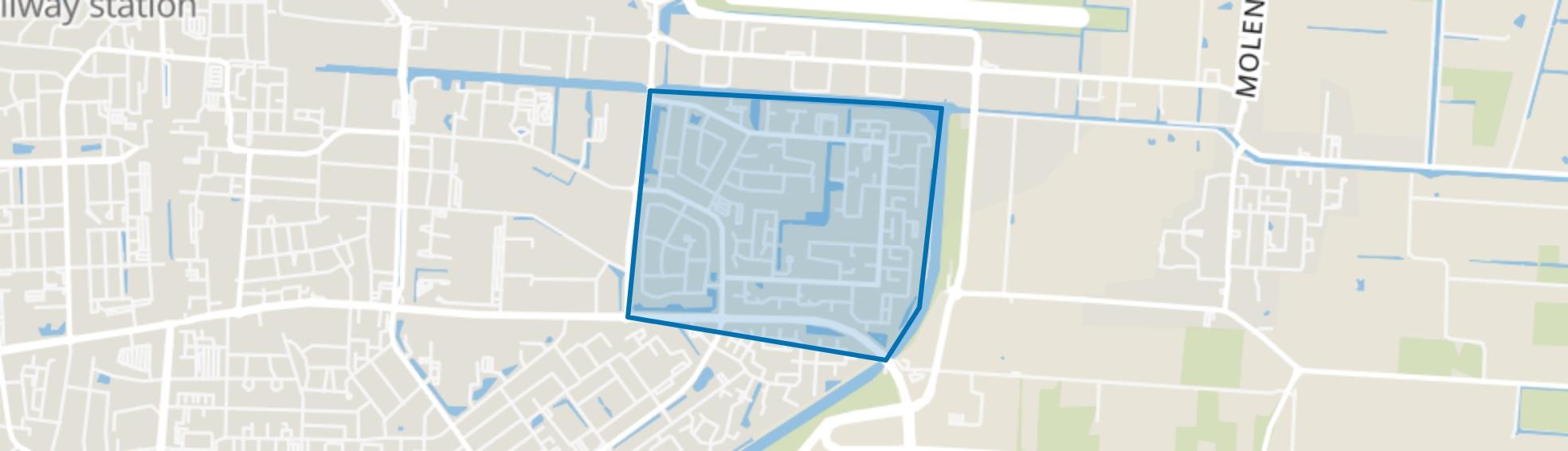 Krakeel, Hoogeveen map