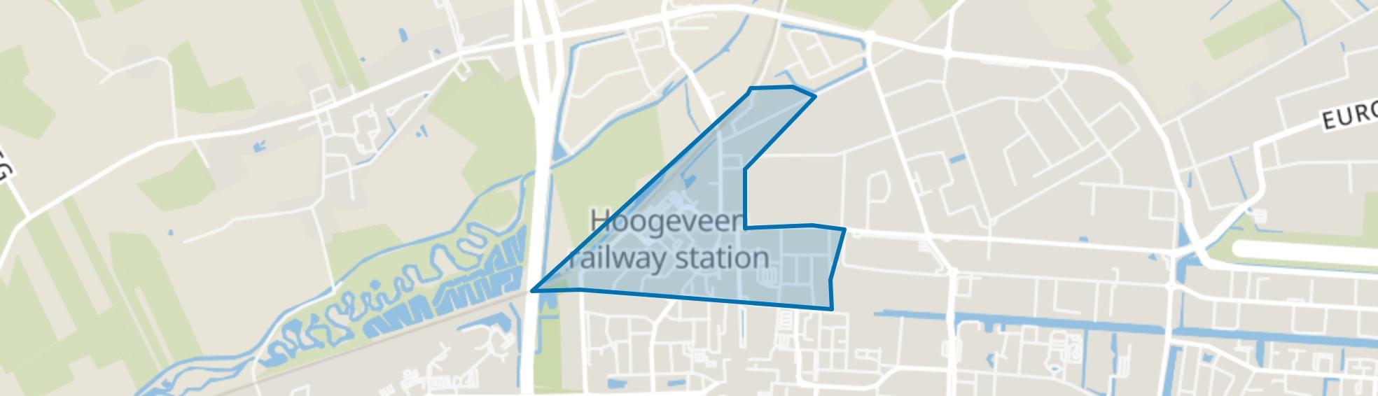 Noord, Hoogeveen map