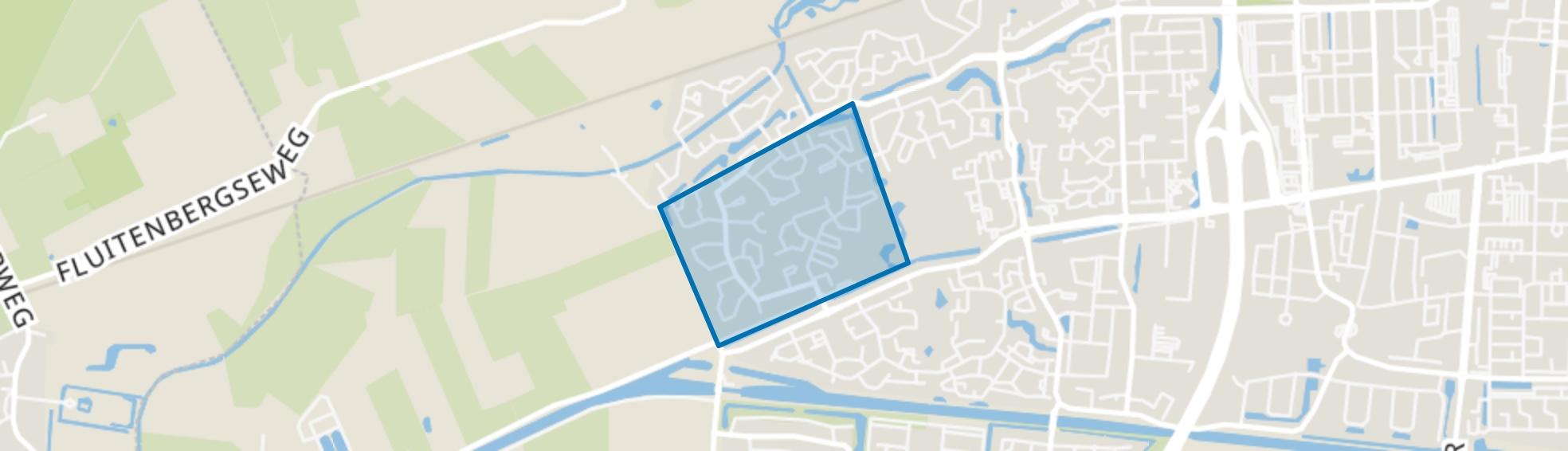 Trasselt, Hoogeveen map