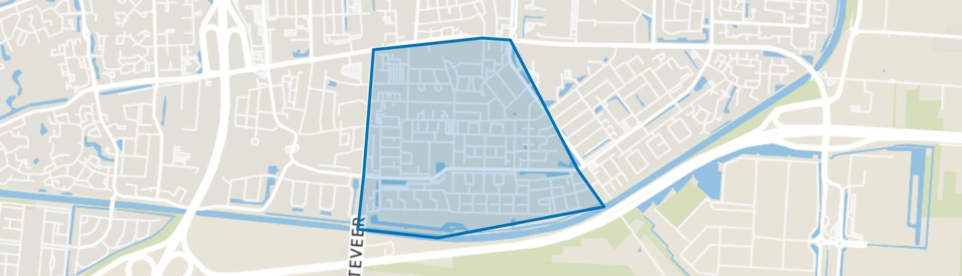 Zuid, Hoogeveen map