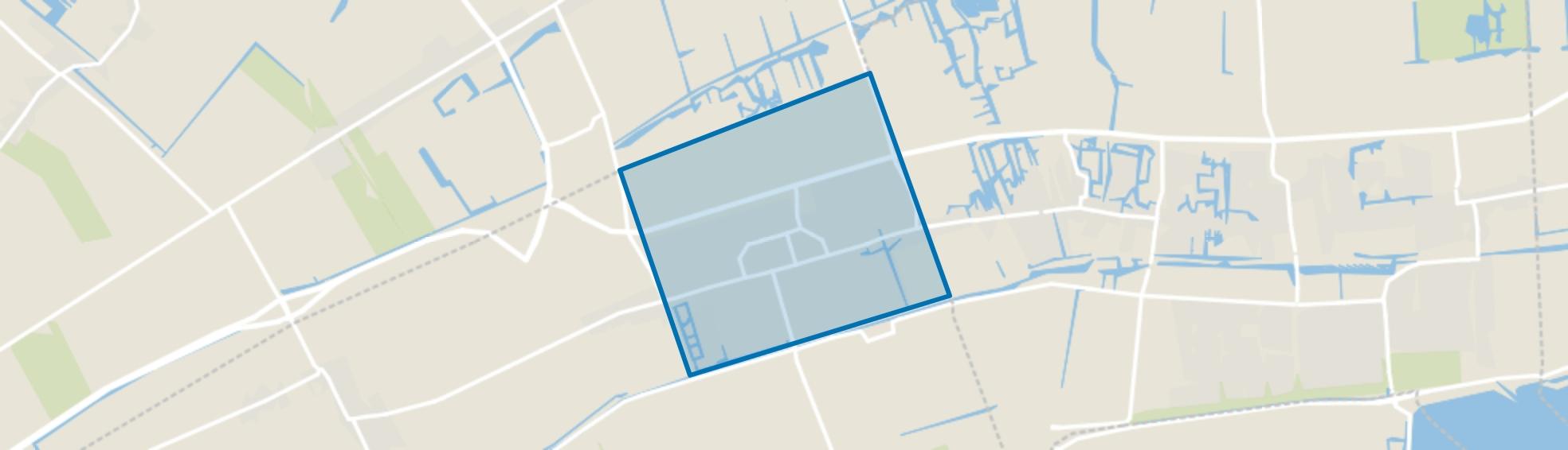 Centrum Hoogkarspel, Hoogkarspel map
