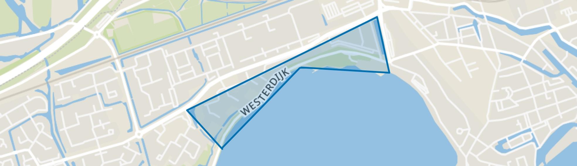 Grote Waal - Buurt 13 00, Hoorn (NH) map