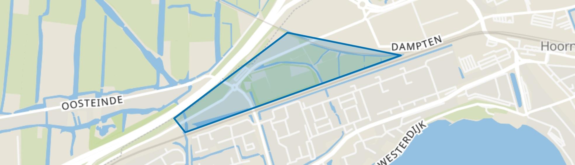 Grote Waal - Buurt 13 02, Hoorn (NH) map