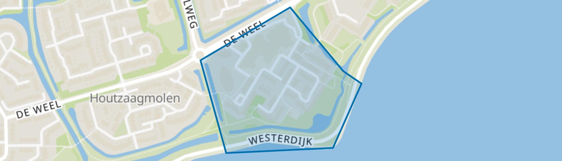 Grote Waal - Buurt 13 04, Hoorn (NH) map