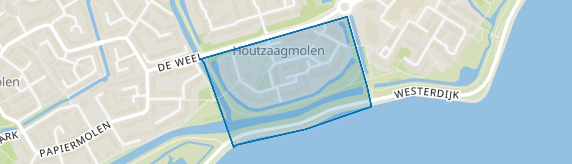 Grote Waal - Buurt 13 06, Hoorn (NH) map
