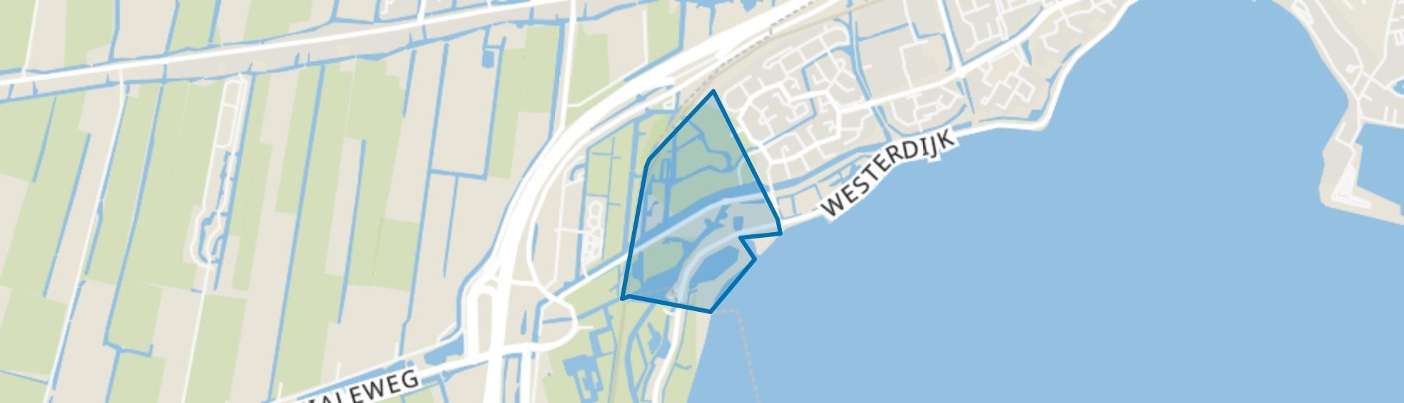 Grote Waal - Buurt 13 08, Hoorn (NH) map