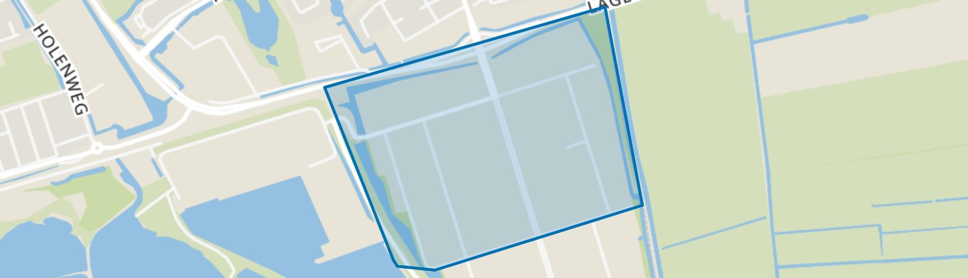 Hoorn 80 - Buurt 34 01, Hoorn (NH) map