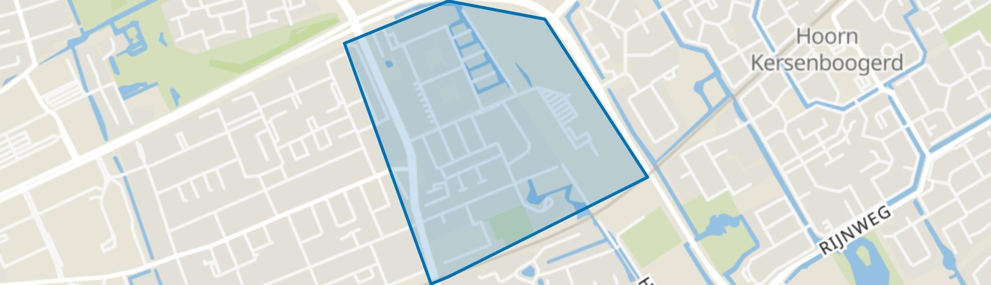 Hoorn Noord - Buurt 12 00, Hoorn (NH) map
