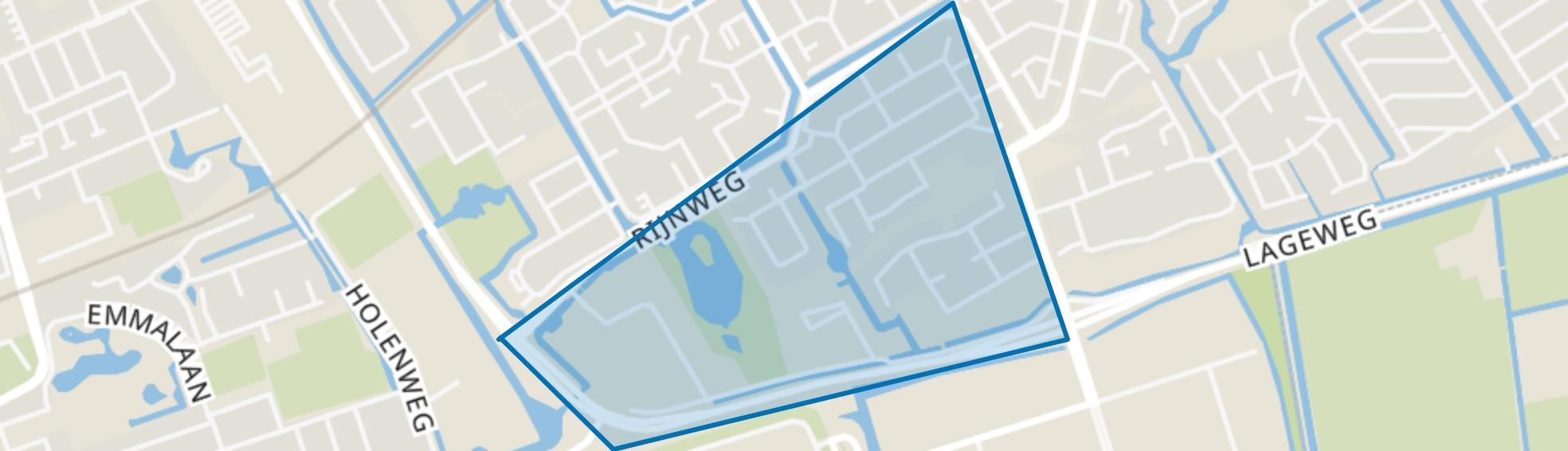 Kersenboogerd-Zuid - Buurt 33 04, Hoorn (NH) map