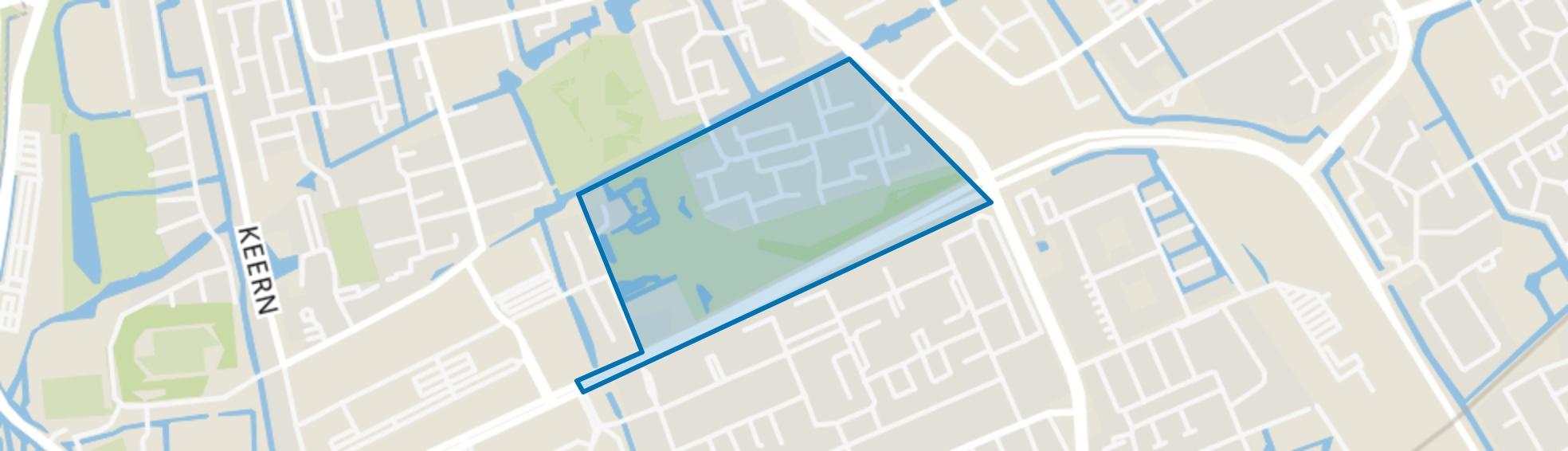 Risdam-Zuid - Buurt 20 00, Hoorn (NH) map