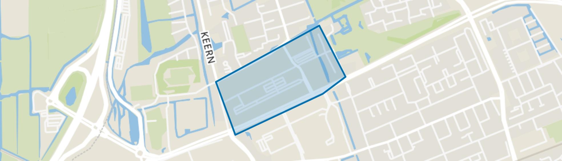 Risdam-Zuid - Buurt 20 01, Hoorn (NH) map