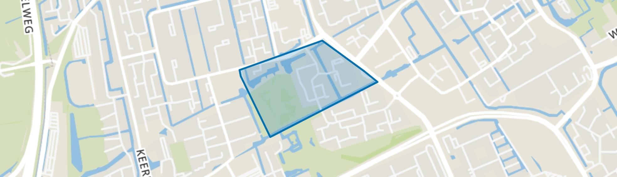Risdam-Zuid - Buurt 20 03, Hoorn (NH) map