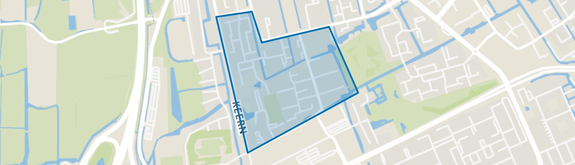 Risdam-Zuid - Buurt 20 04, Hoorn (NH) map