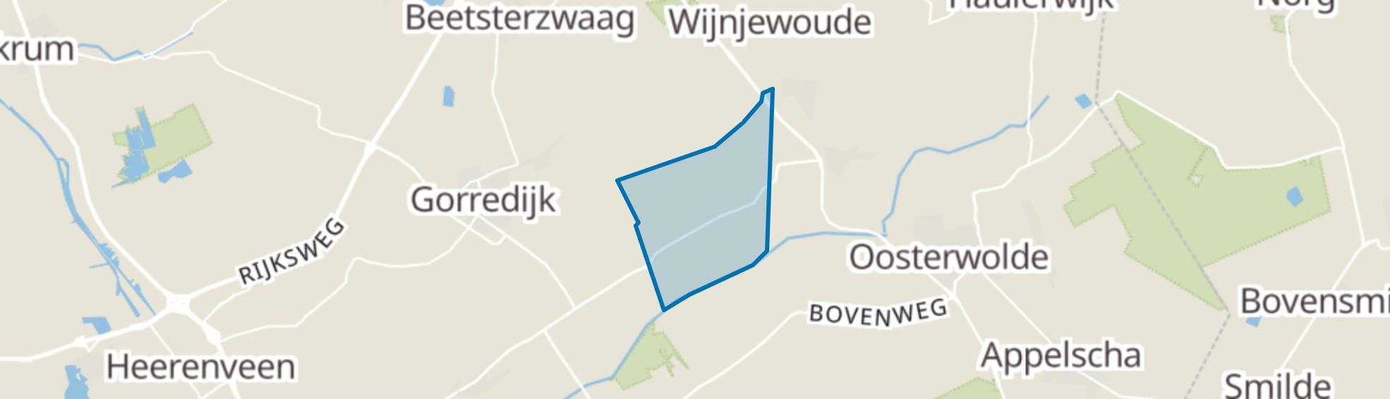 Hoornsterzwaag map