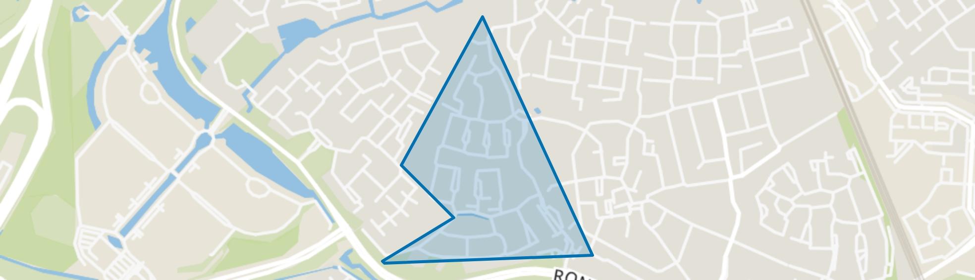 Poorten, Houten map