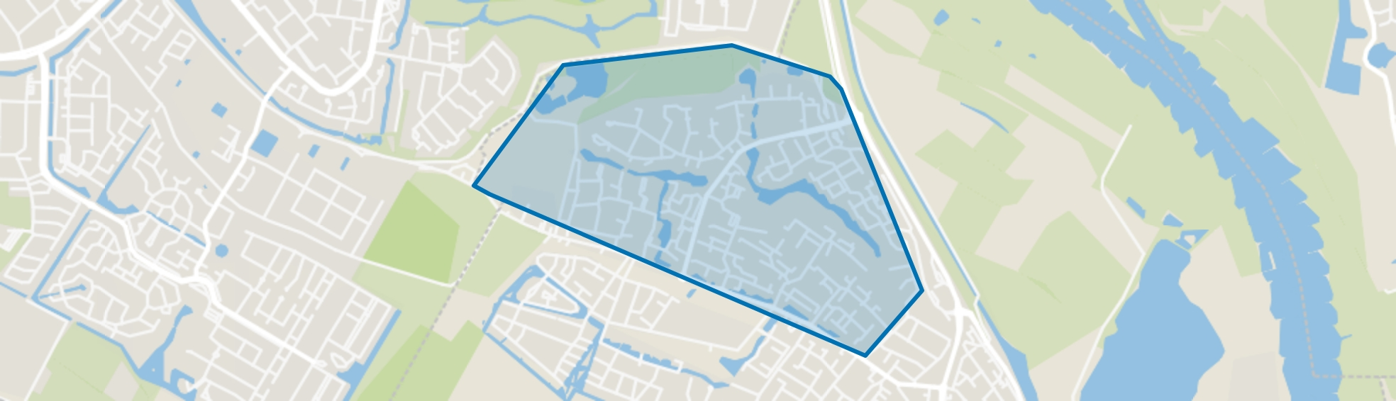 Zilverkamp, Huissen map