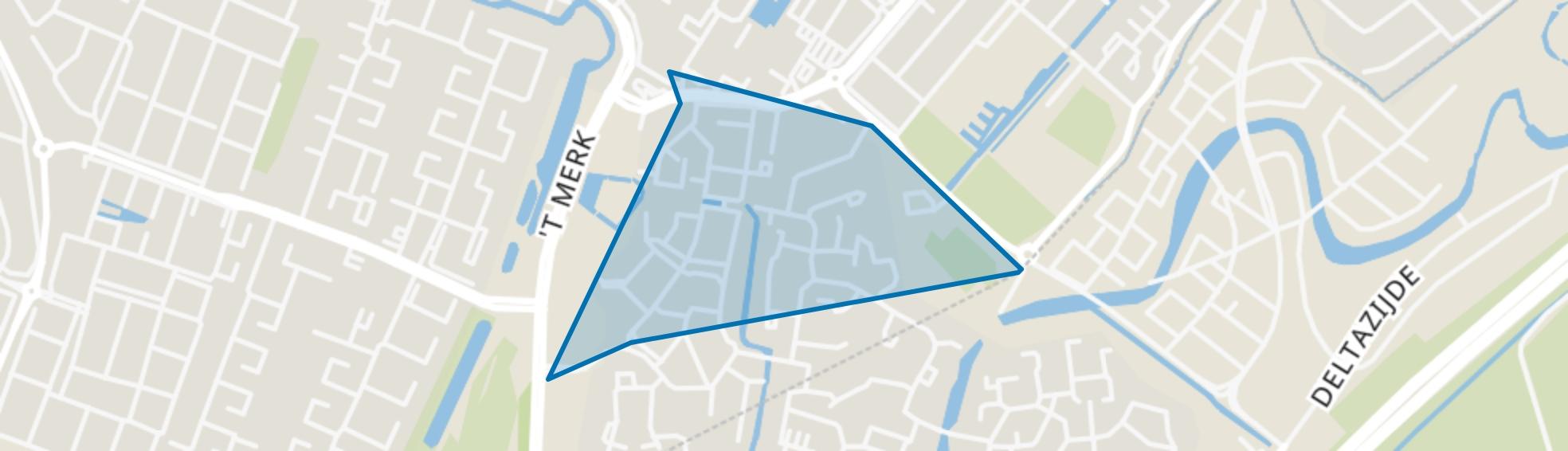 Bijvanck Noord, Huizen map