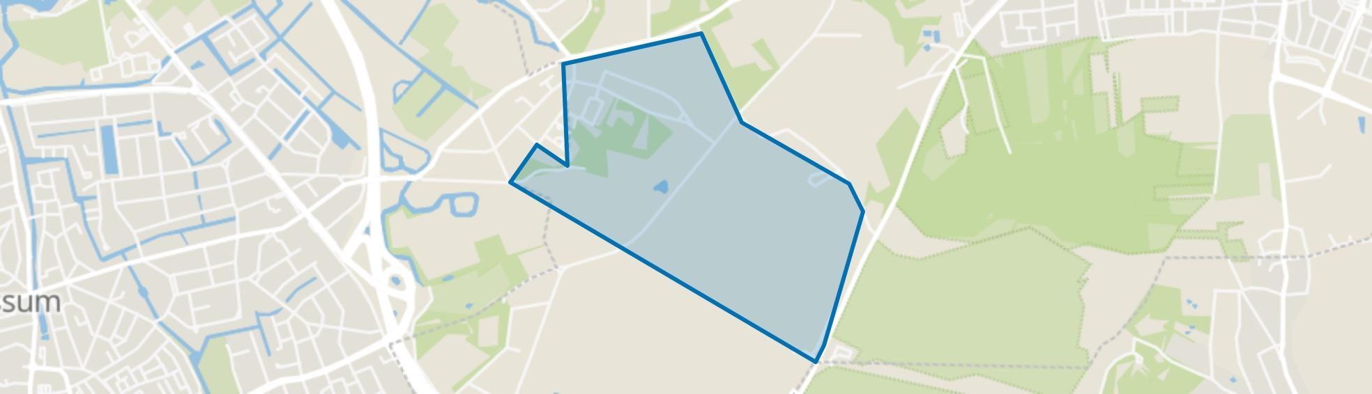 Bikbergen, Huizen map