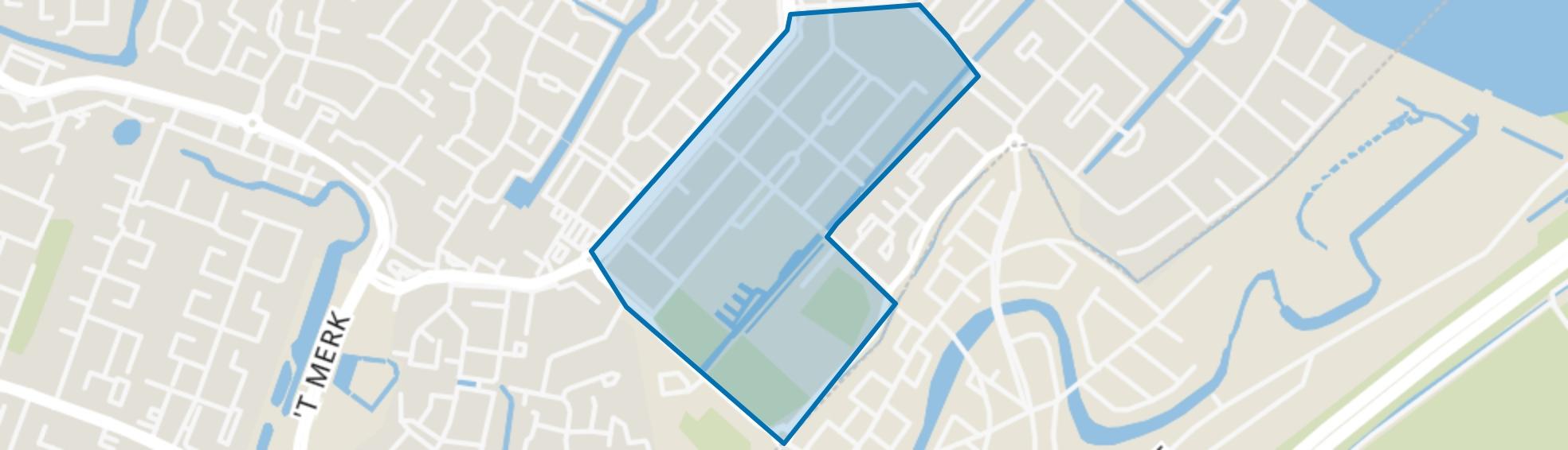 Bovenmaat-Oost, Huizen map