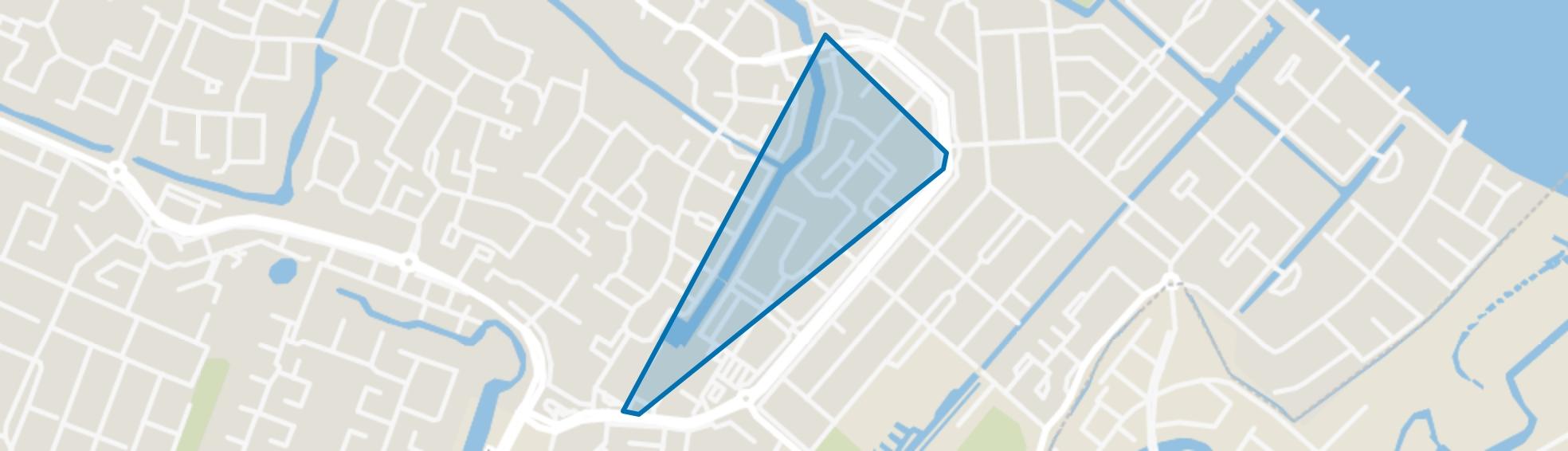 Bovenmaat West, Huizen map