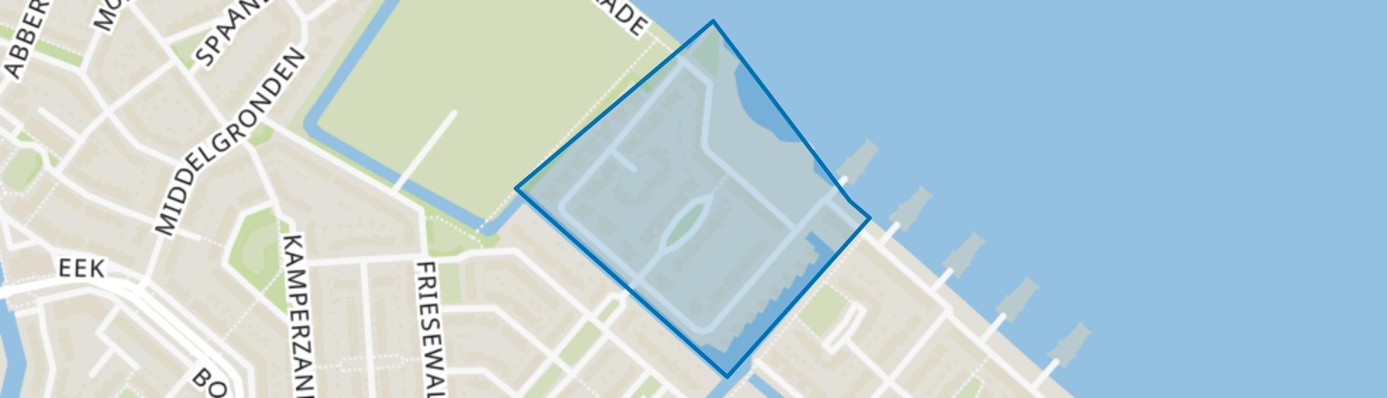 De Tuit, Huizen map