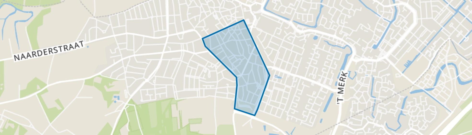 De Zuid, Huizen map