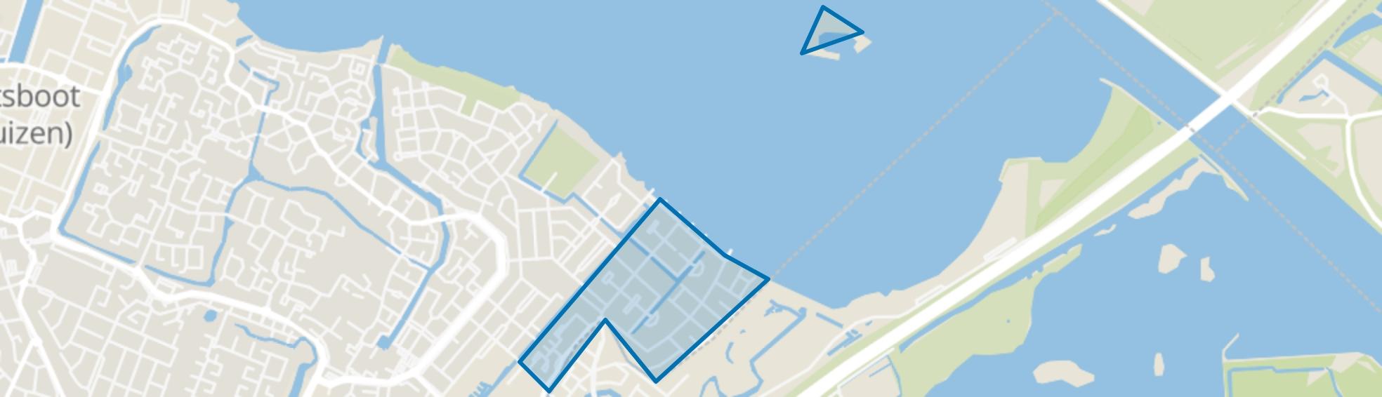 Filosofenbuurt, Huizen map