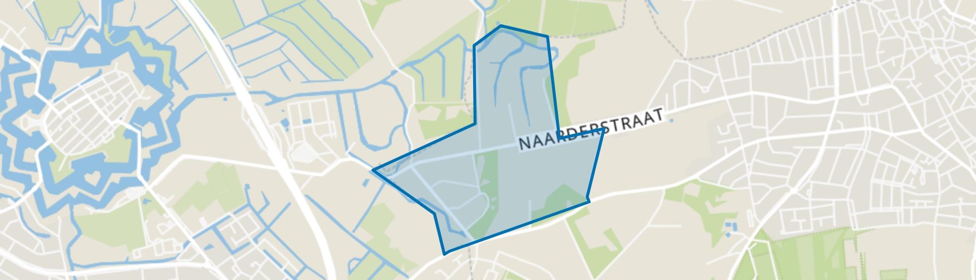 Flevo, Huizen map
