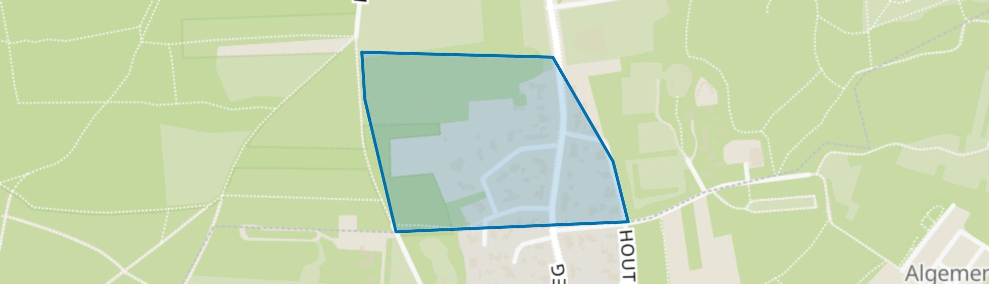Huizerhoogt, Huizen map