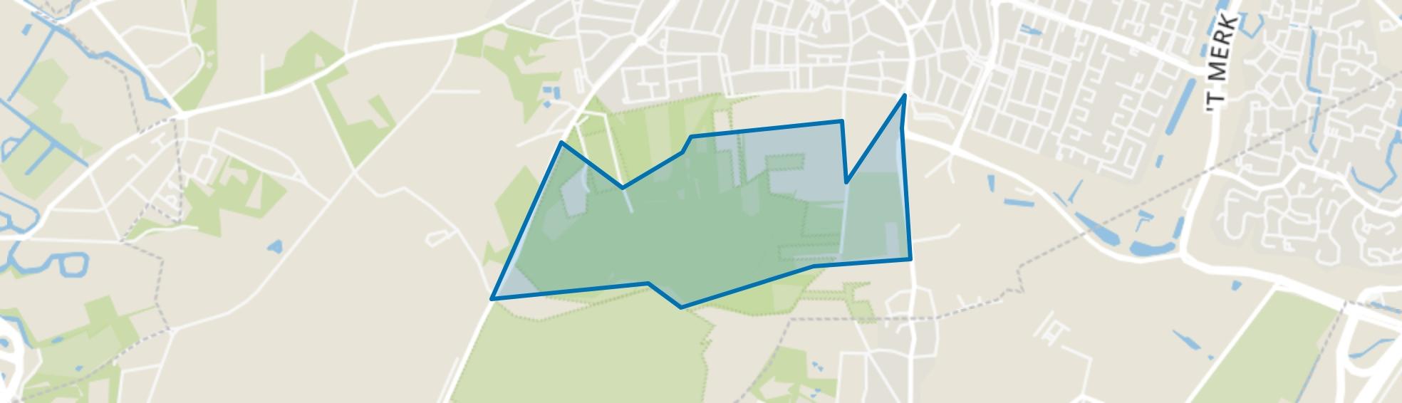 Parrewijn, Huizen map