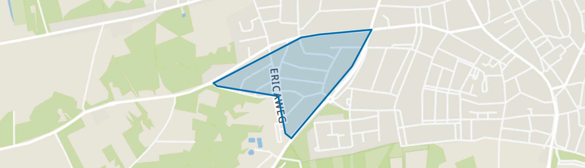 Sijsjesberg, Huizen map