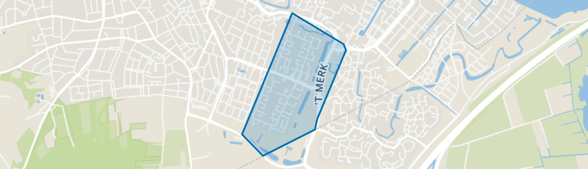 Stad en Lande, Huizen map
