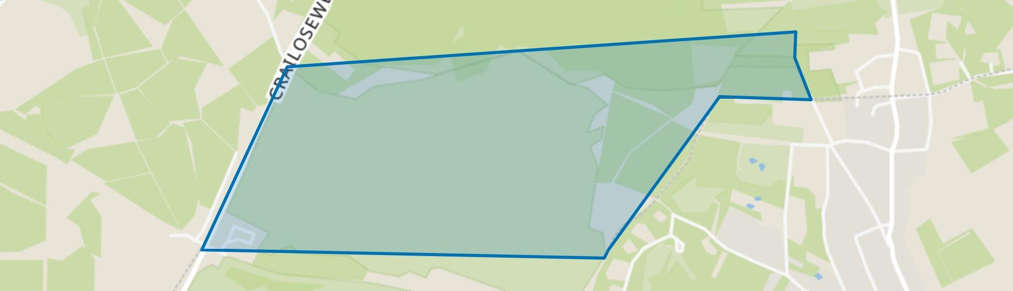 Tafelberger Heide, Huizen map